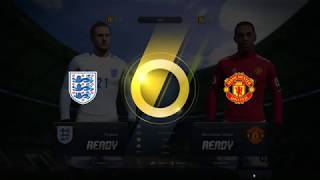 (FIFA ONLINE 3) WORLD CUP 2018 ENGLAND (FIRST TRY ON ALLI EC +10 AND CARRICK CC+8) RANKING MATCH 3-1