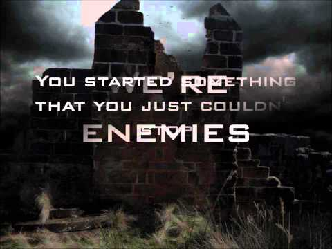 Enemies - Shinedown (Lyrics)