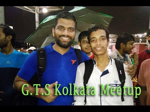 GTS Kolkata Meetup!! // The First #VLOG From Creative Bijoy [Hindi] #GTSmeetupkolkata.