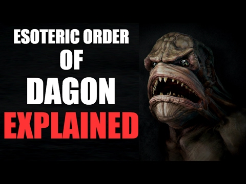 The Esoteric Order Of Dagon Explained