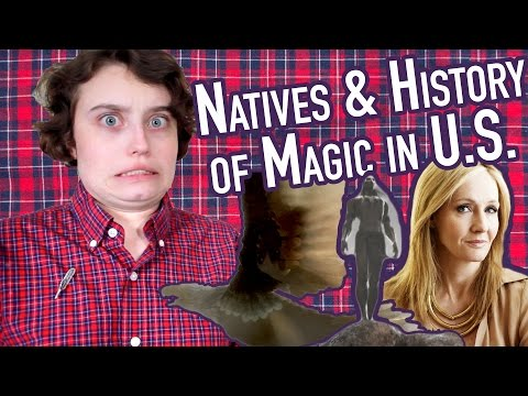 What Rowling Did Wrong In Pottermore's History Of Magic In North America