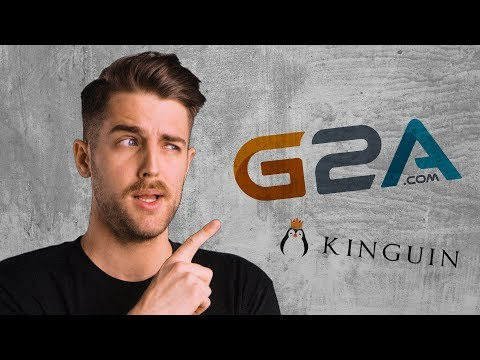 Should You Buy Games on G2A?