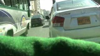 Driving in Karachi,Pakistan..(Blue Boy)2