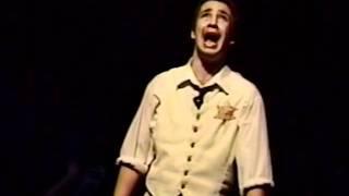 Young Lin-Manuel Miranda: Jesus Christ Superstar