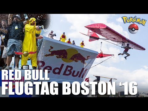 Red Bull Flugtag - Boston