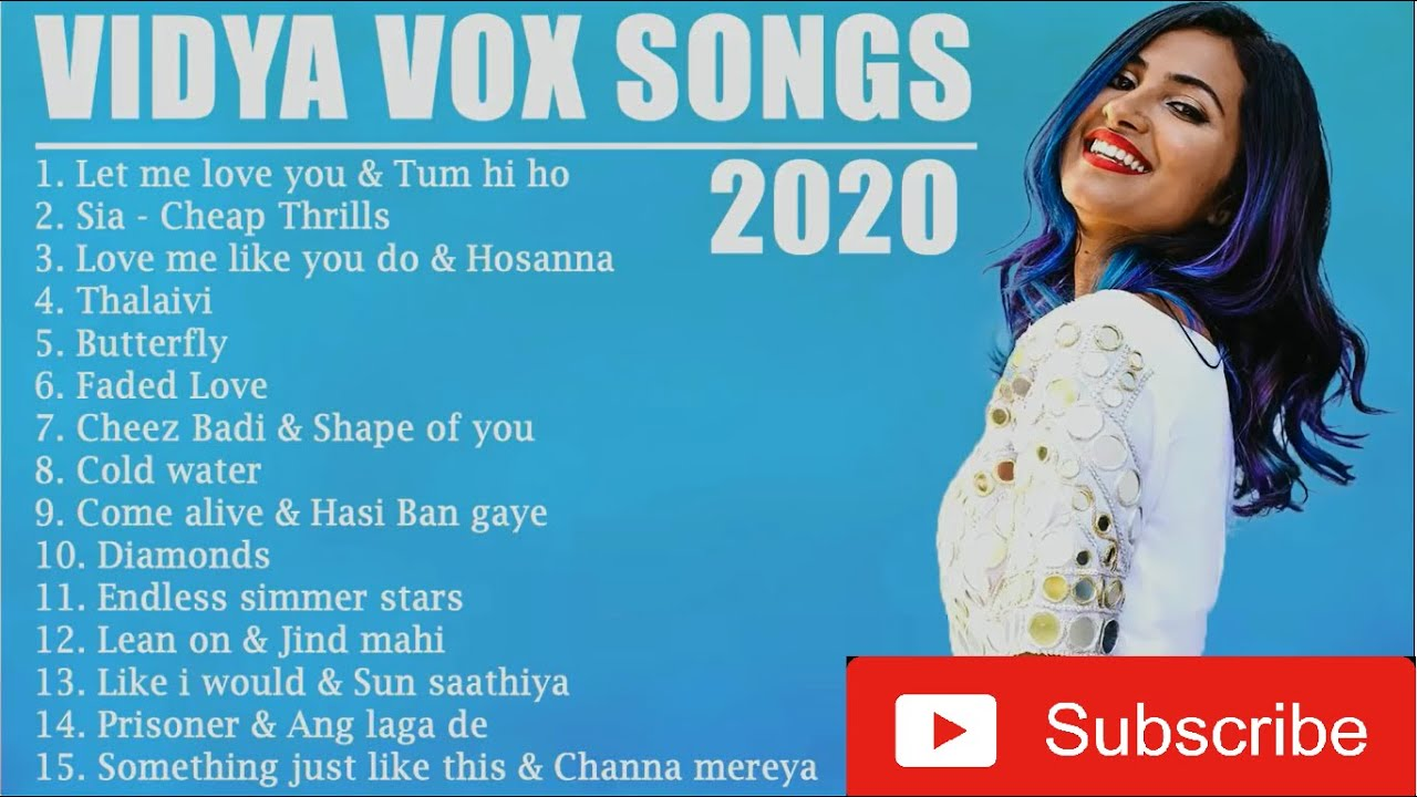 Download Best Of 💕Vidya Vox Top 15 Songs Collection 2020💕    Audio Jukebox Of Vidya Vox 2020   