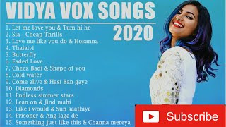 Best Of 💕Vidya Vox Top 15 Songs Collection 2020💕 || Audio Jukebox Of Vidya Vox 2020 ||