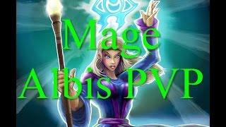 Mage Albis PVP, маг Альбис ПВП (русские субтитры)