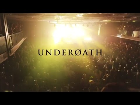 UNDEROATH MØVIE 2017 American Nightmare Tour