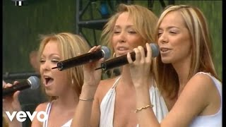 "Atomic Kitten performs ""Eternal Flame"" http://vevo.ly/UTFqAo."