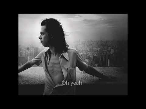 Nick Cave - Disco 2000 (Pulp Cover) - W/ Lyrics