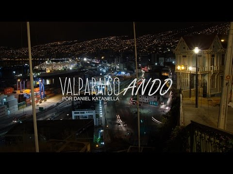 Valparaíso  Ando