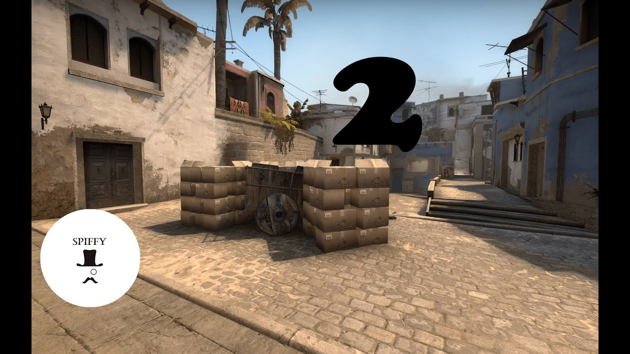 how to make the sick trick shots in csgo