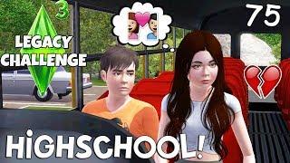 Erster Tag der HIGHSCHOOL! - Die Sims 3 Legacy Challenge Part 75 | simfinity