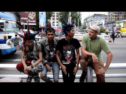 Rangoon punk