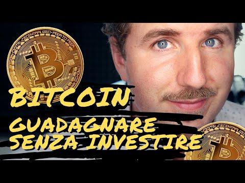 Bitcoin: Come Guadagnare Senza Investire 💰