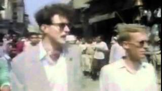 Blancmange - Living on the Ceiling - Official Complete Uncut High Quality video .flv