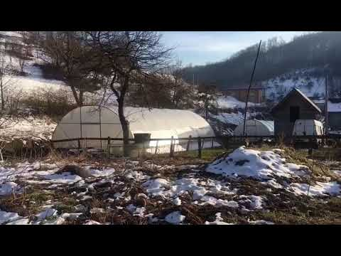 Land size 2432 m2, Hajej, 15 km West of airport Sarajevo. Building permitted land. Very cheap
