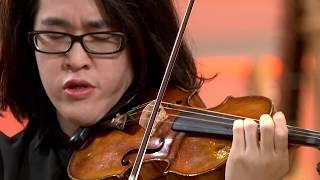 Ryosuke Suho plays Brahms Violin Concerto in D major, Op. 77 | STEREO