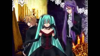 The phantom of opera vocaloid  Japanese version