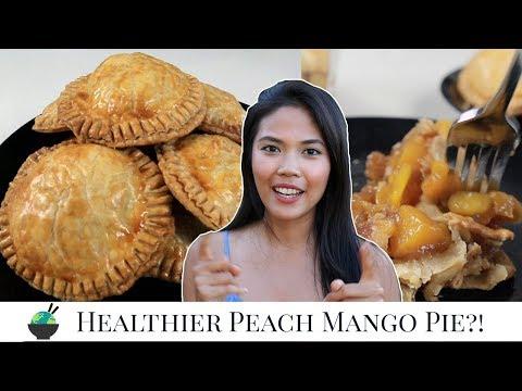 Quick and Easy Peach Mango Pie Recipe | Filipino Recipes Desserts