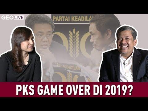 PKS Game Over di 2019? (ft. Fahri Hamzah)