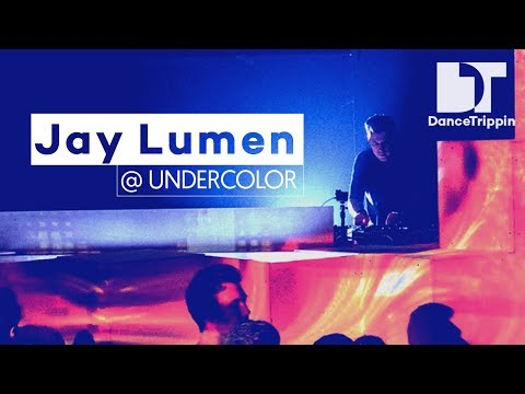 Jay Lumen at UNDERCOLOR, Antwerp (Belgium)