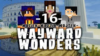 Wayward Wonders #16 - Sfinx  /w Gamerspace, Undecided