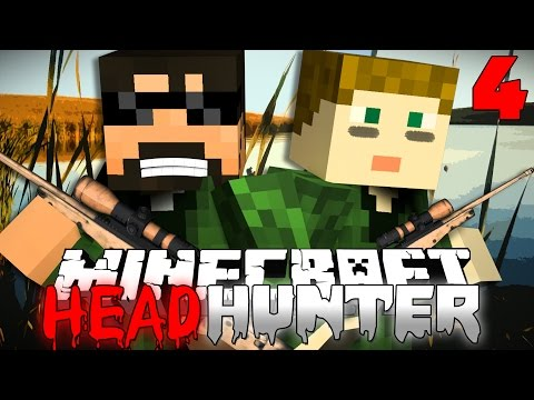 Minecraft | Head Hunter Modpack | HARRY POTHEAD?! [4]