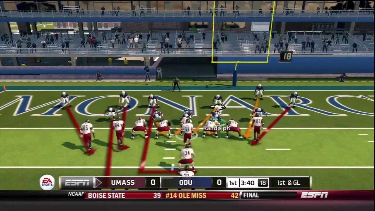 Dynasty 2 Ncaa Vs Therealblayde Week 1 - Series season Old By Dominion 14 Youtube Umass|Here's My Predictions For This Week