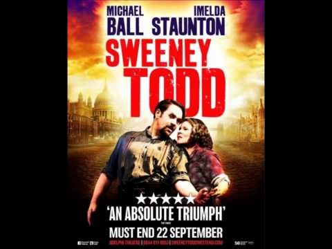 Prelude - The Ballad of Sweeney Todd (2012 London Cast Recording)