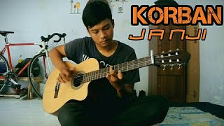 Guyon Waton || Korban Janji || fingerstyle cover || mbimbi