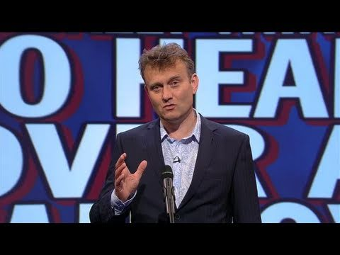 Unlikely Things to Hear Over a Tannoy - Mock the Week - Series 10 Episode 2 - BBC Two