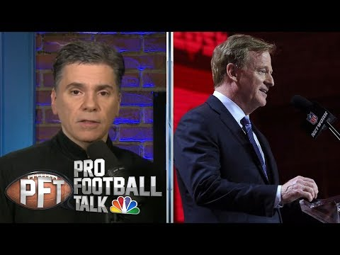 Does the NFL draft need to be delayed or changed? | Pro Football Talk | NBC Sports