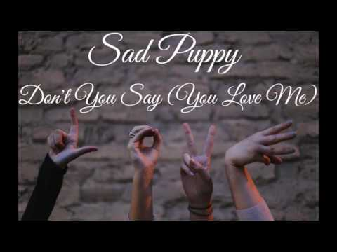 Sad Puppy - Don't You Say (You Love Me)