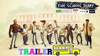 The School Diary - Trailer | Web Series | Spaceturtlefilms | Yatharth Agnihotri,Aryan