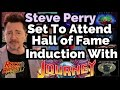 Steve Perry Will Attend Journey's Rock Hall Of Fame Induction But Will He Sing?