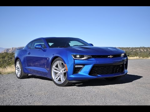 2016 Chevrolet Camaro (Chevy) Review, Ratings, Specs ...
