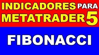 Forex y CFDs - Indicador FIBONACCI para METATRADER 5