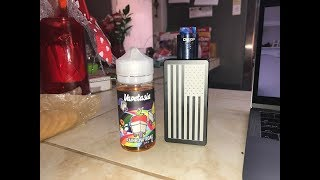 RAINBOW ROAD BY VAPETASIA EJUICE REVIEW