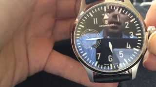 watch review 6 steinhart nav b uhr premium review