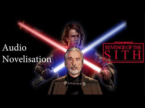Death Of Dooku Revenge Of The Sith Audiobook Star Wars Youtube