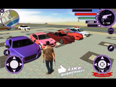 GTA Android Miami Crime Nice Car Collection Mafia Respect