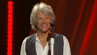 Bon Jovi - Beautiful Drug (Live at The Ellen Show)