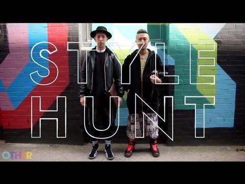 Style Hunt - Shoreditch Street Style