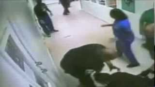 Police Brutality Caught on Tape, Mentally Disabled Women Punched in Face