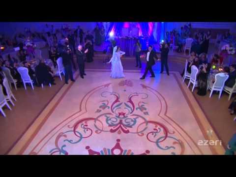 Rashad and Yayla - Azeri national wedding dance