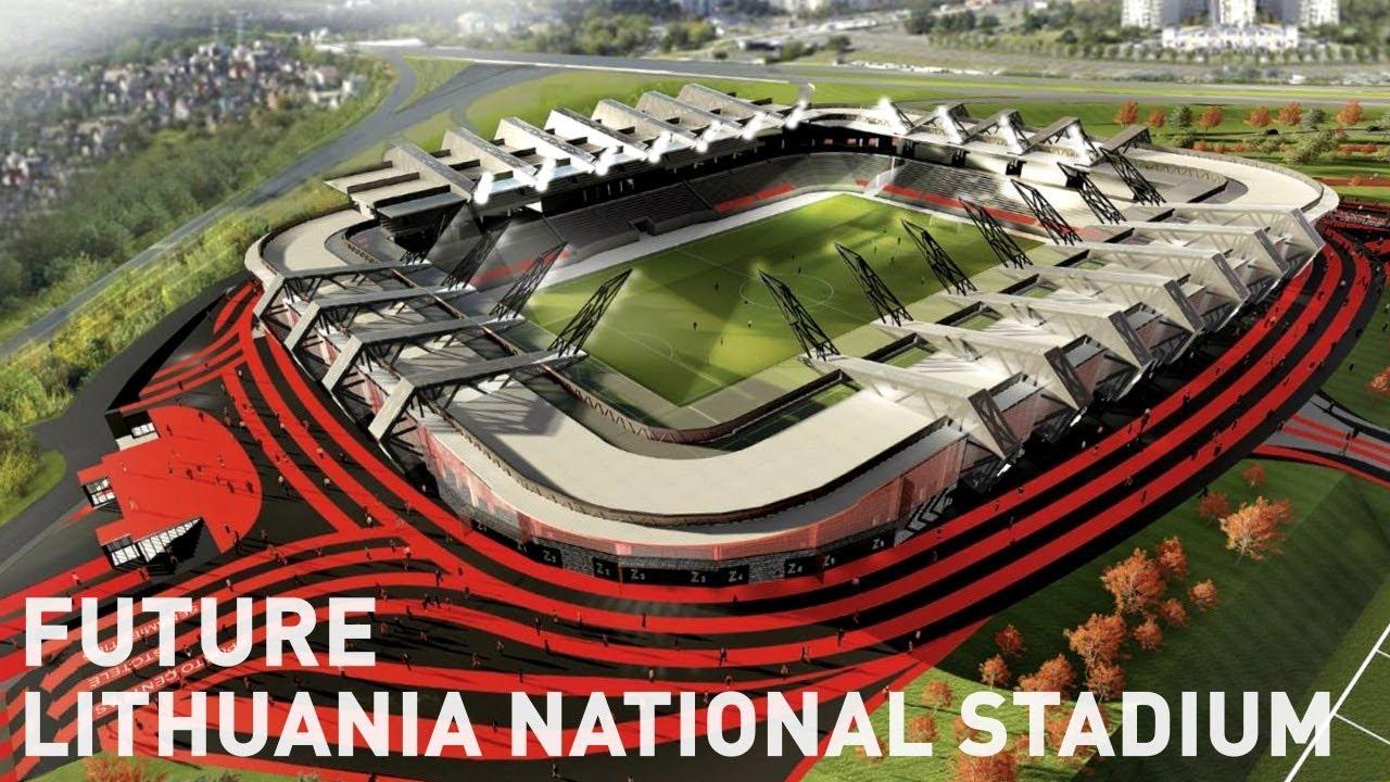 Future Lithuanian National Stadium