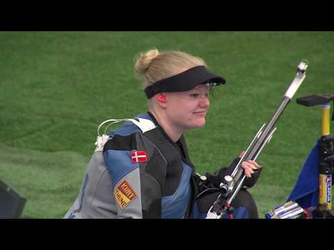 2017 European Championship, Baku, Azerbaijan - 50m Rifle 3 Positions Women