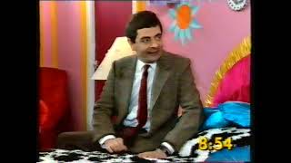 Mr Bean On Big Breakfast 1993